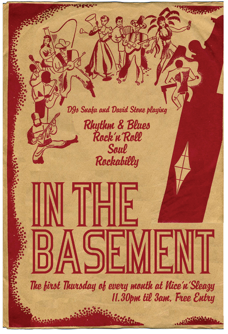 in the basement - online