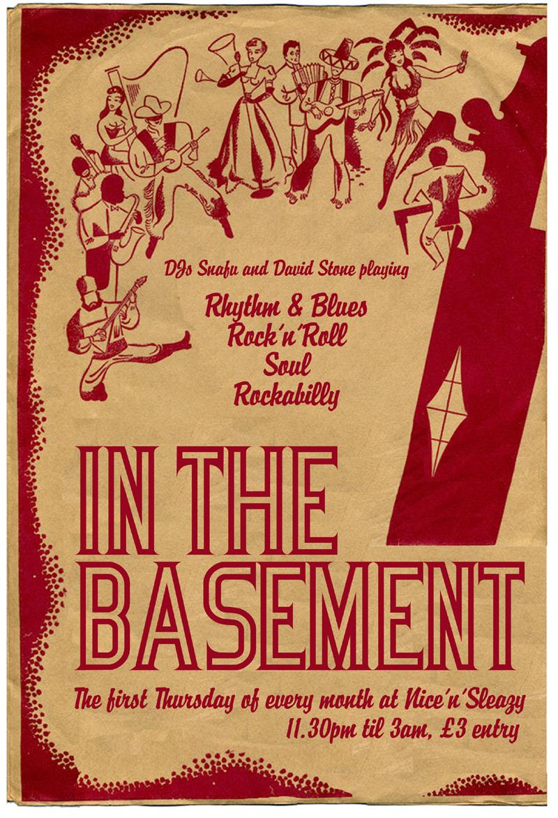 in the basement - thursdays 800