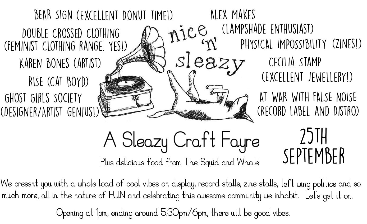 A Sleazy Craft Fayer
