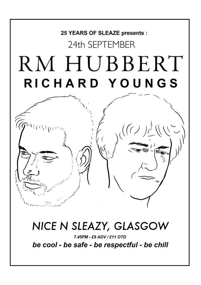Rm Hubbert Richard youngs