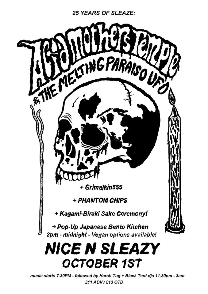 acid mothers temple poster