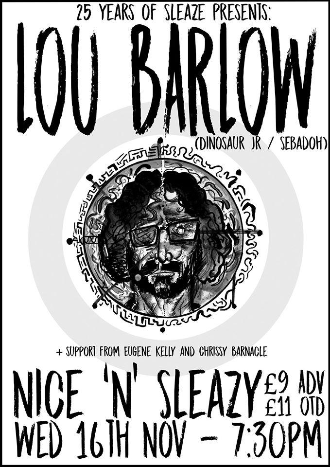 lou barlow b and w