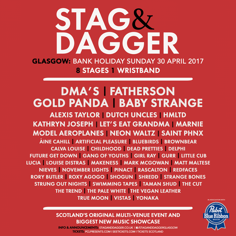 stag and dagger 2017